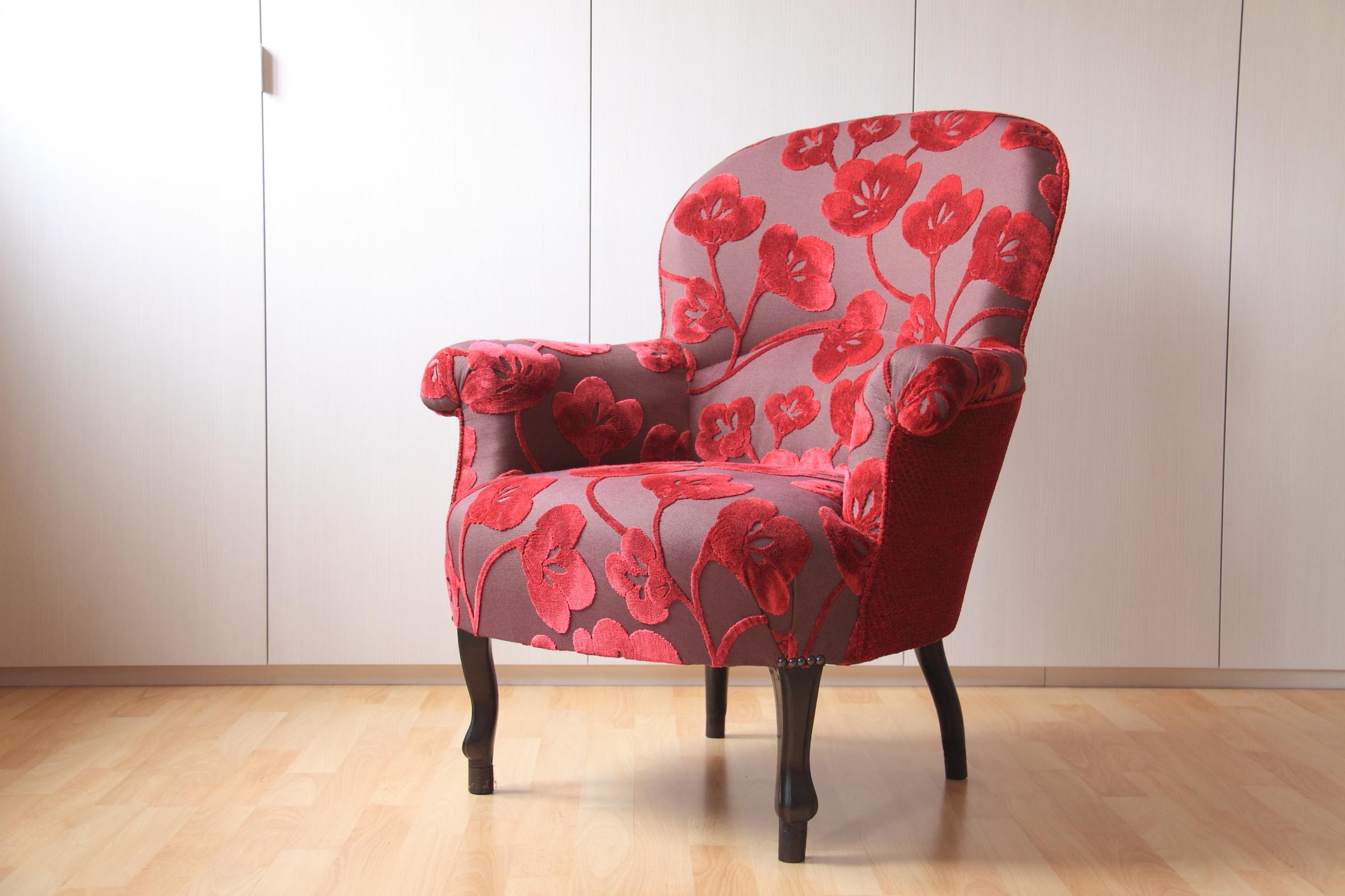 Tissus St Medard En Jalles quels tissus utilisés pour rénover un fauteuil | madame rêve